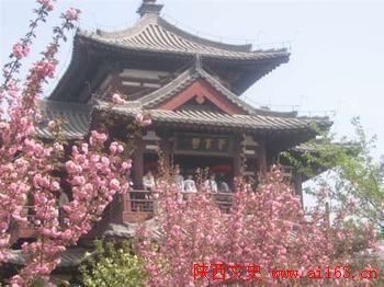 青龙寺的传说与历史