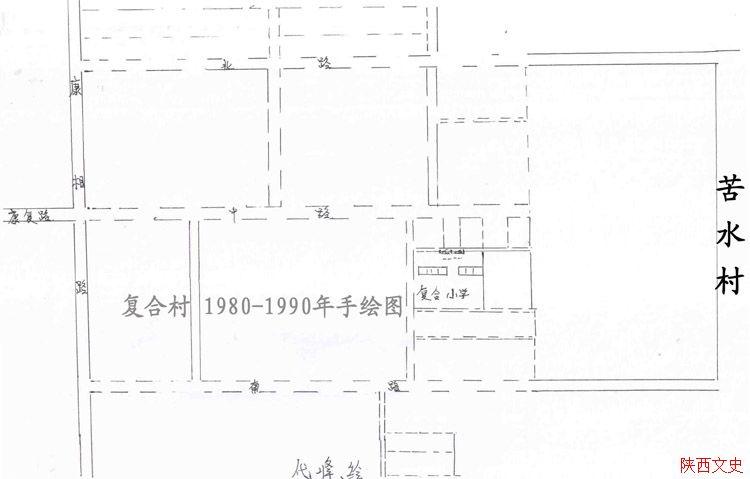 西接北冯村,南与南冯村连畔,北与坡李村连界,分南,北两组,有3条东西主